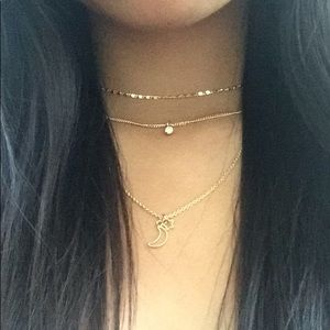 NWOT Pacsun Layered Necklace